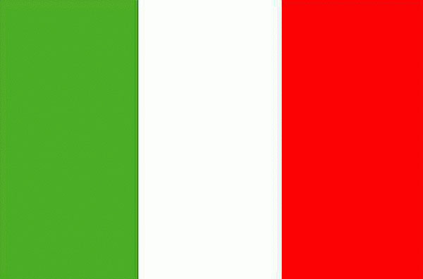 Italy's national flag
