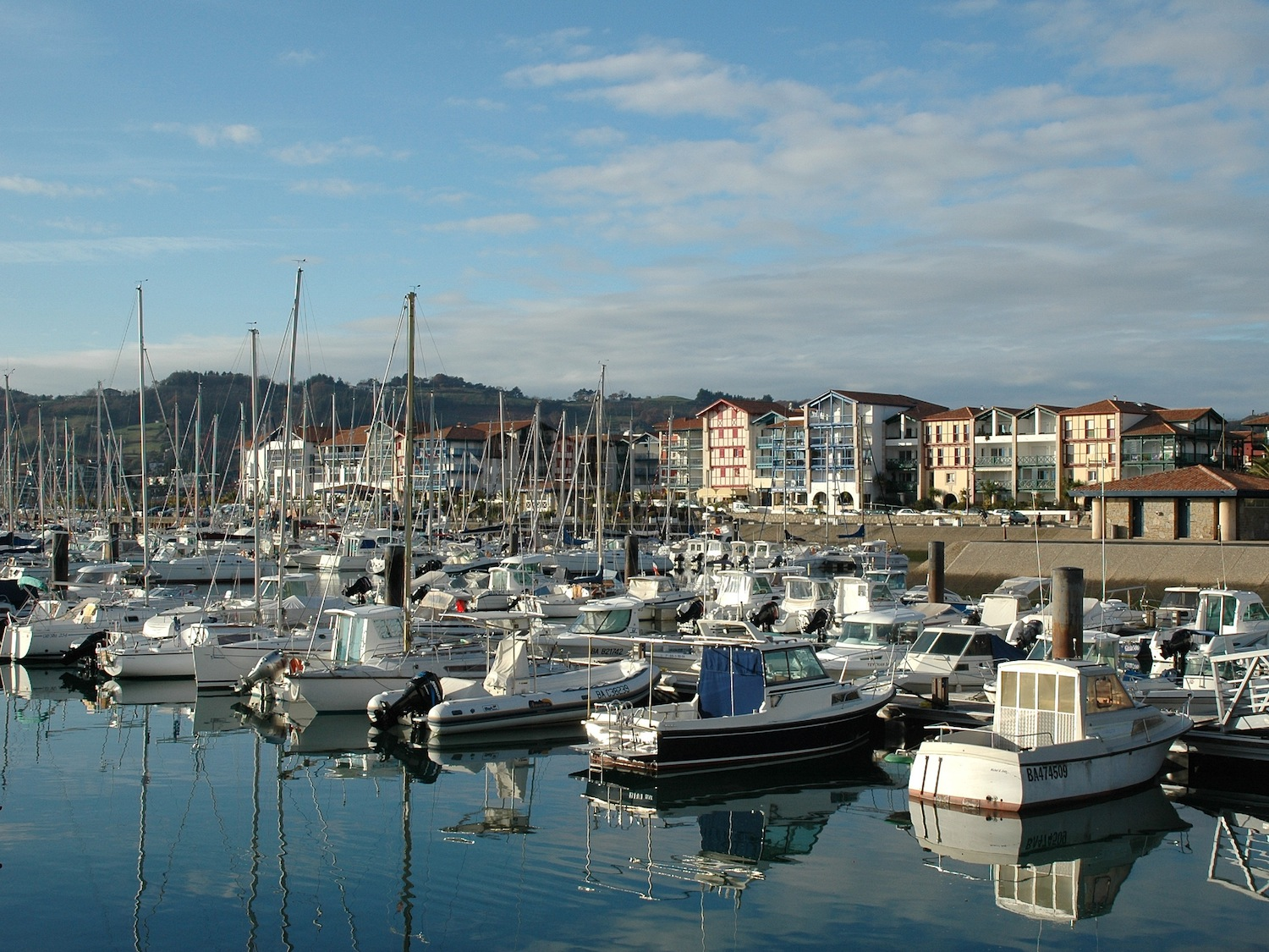 Description dates and prices for Hendaye france