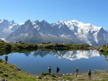 The Alps walking and bike tours