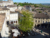 Aquitaine walking tours