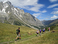 The Alps walking tours
