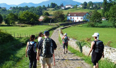 WALKING TOURS IN FRANCE, SPAIN, PORTUGAL, ITALY
